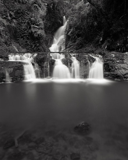 Elabana Falls - Lamington N.P, QLD. 2012.