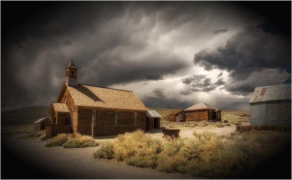 Bodie Thunderstorm