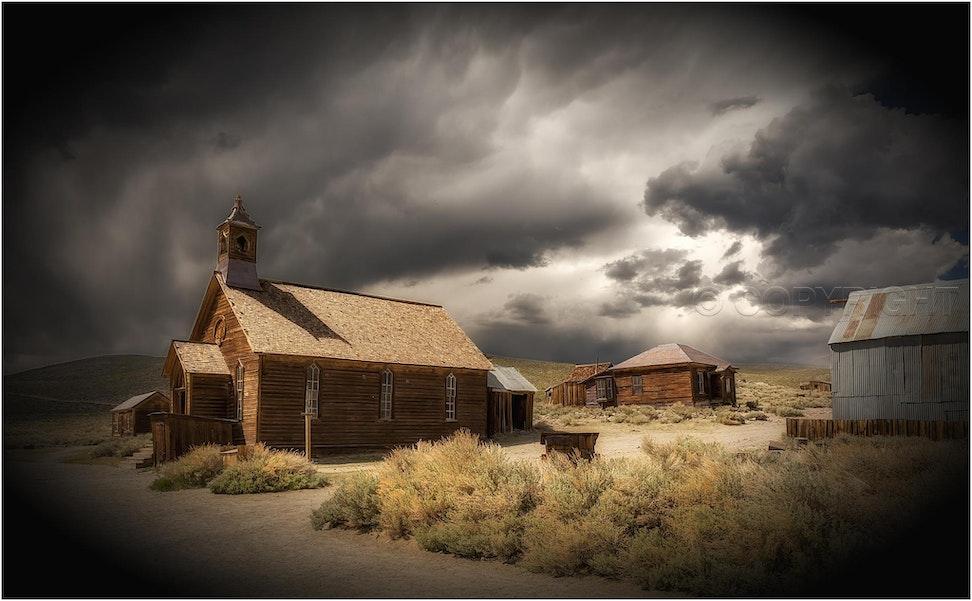 Bodie Thunderstorm