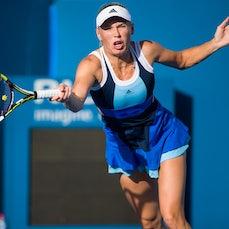 2014 Sydney Round 1 & 2 - Featuring Jankovic, Wozniacki, Makarova, Gajdosova, Georges,  Del Potro, Tomic, Janowicz, Istomin, Dolgopolov, Mahut, Kavcic