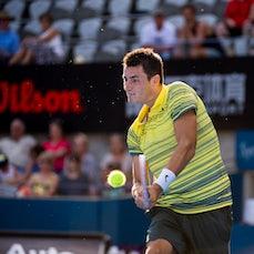 2014 Sydney Semi-finals - Featuring Del Potro, Tomic, Tursunov, Stakhovsky, Kvitova, Keys, Pironkova, Kerber