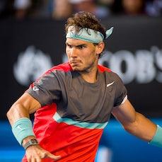 2014 Australian Open Day 8 - Featuring Azarenka, Stephens, Murray, Robert, Nadal, Nishikori, Federer, Tsonga