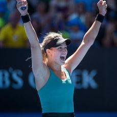 2014 Australian Open Day 9 - Featuring Li Na, Ivanovic, Bouchard, Berdych, Ferrer, Wawrinka, Djokovic