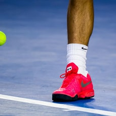 2014 Australian Open Day 12 - Featuring Nadal, Federer