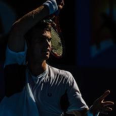 2009 Australian Open Day 8 - Featuring Murray, Nadal, Verdasco, Navarro, Dementieva, Zheng, Kuznetsova, Cibulkova & Garrigues