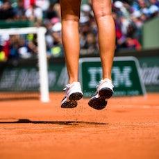 2014 French Open Day 0 - Featuring Djokovic, Monfils,  Lokoli, Jankovic, Ivanisevic
