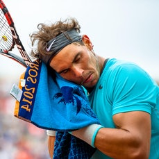 2014 French Open Day 5 - Featuring Nadal, Ivanovic, Svitolina, Monfils, Murray, Halep, Watson, Matosevic