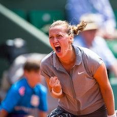 2014 French Open Day 7 - Featuring Nadal, Mayer, Kvitova, Kuznetsova, Monfils