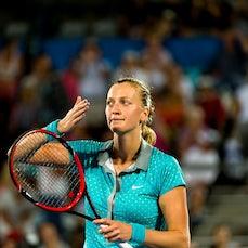 2015 Sydney Day 4 - Featuring Kvitova, Gajdosova, Pliskova, Suarez Navarro, Mayer, Janowicz, Kerber