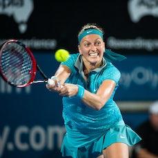 2015 Sydney Day 6 - Featuring Kvitova, Pliskova, Mayer, Kukushkin, Troicki,