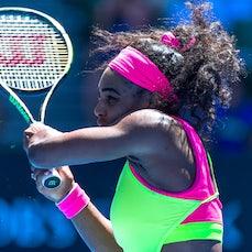 2015 Australian Open Day 6 - Featuring S. Williams, Lopez, Nishikori, Wawrinka, Djokovic, Verdasco