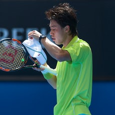 2015 Australian Open Day 10 - Featuring Wawrinka, Nishikori, Djokovic, Raonic, S. Williams, Cibulkova