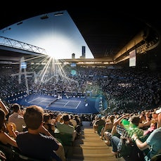 2015 Australian Open Highlights - Featuring some of the defining moments of the Championship