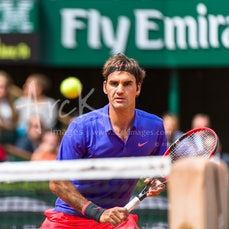2015 French Open Day 6 - Federer Edition - Featuring Federer