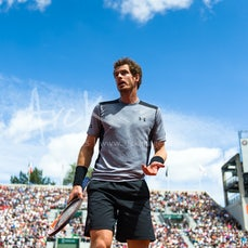 2015 French Open Day 7 - Featuring Murray, Djokovic, Kyrgios, Kokkinakis