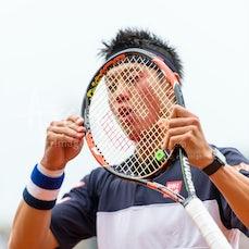 2015 French Open Day 8 - Featuring Nishikori, Wawrinka, Simon, Ivanovic, Makarova