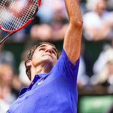2015 French Open Day 9 - Federer Edition - Featuring Federer