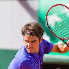 2015 French Open Day 10 - Federer Edition - Featuring Federer