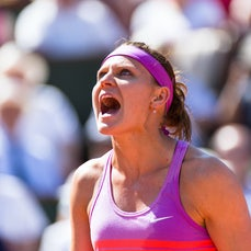 2015 French Open Day 12 - Featuring S. Williams, Ivanovic, Safarova, Bacsinszky