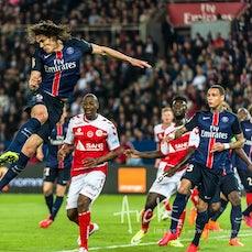 2015 French Football League Final - PSG - Featuring Zlatan Ibrahimovic, Edinson Cavani