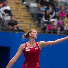 2015 China Open Day 2 - Featuring Djokovic, Nadal, Pliskova, Bouchard, Kvitova, Radwanska, Wozniacki, Stephens, Cibukova, Garcia, Gavrilova, Errani, Jovanovski,...