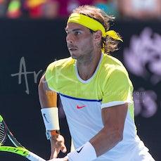 2016 Australian Open Day 2 - Featuring Nadal, Murray, Hewitt, Verdasco, Muguruza,