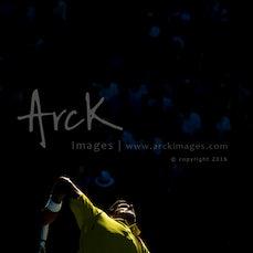 2016 Australian Open Day 7 - Featuring Djokovic, Simon,