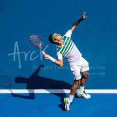 2016 Australian Open Day 9 - Featuring Federer, Sharapova, Williams, Radwanska