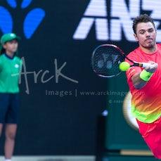 2016 Australian Open Day 4 - Featuring Hewitt's Last Match, Ferrer, Wawrinka, Kerber, Ka. Pliskova