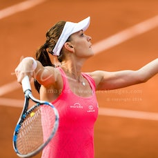 2016 French Open Day 4 - Featuring Murray, Kygrios, Radwanska, Muguruza, Halep, Trungelliti