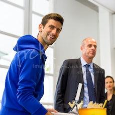 2016 French Open Djokovic Birthday Party - Join Djokovic for his 29th Birthday Celebration at Roland Garros