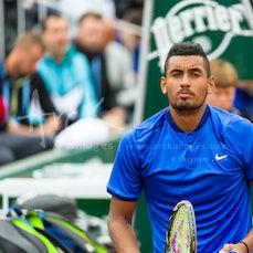 2016 French Open Day 1 - Featuring Kyrgios, Nishikori, Watson, Gibbs, Safarova, Diatchenko