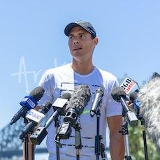 2017 Sydney International Barangaroo with Nadal