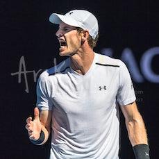 2017 Australian Open Day 7 - Featuring Federer, Murray, M. Zverev, Nishikori, Tsonga, Evans, Kerber, Vandeweghe,