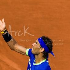 2017 French Open Day 2 - Featuring Nadal, Djokovic, Bedene, Millman, Zverev, Muguruza, Wozniacki, Fourlis, Tomljanovic, Gavrilova