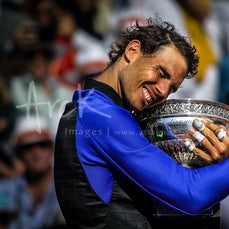 2017 French Open Day 15 Men's Singles Final - Featuring Nadal & Wawrinka