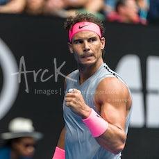 2018 Australian Open Day 7 - Featuring Nadal, Schwartzman, Wozniacki, Dimitrov, Kyrgios, Cilic, Carreno Busta, Edmund, Seppi