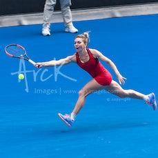 2018 Australian Open Day 11 Semifinals - Featuring Wozniacki, Mertens, Halep, Kerber, Cilic, Edmund