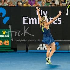 2018 Australian Open Day 13 Women's Final - Featuring Wozniacki & Halep