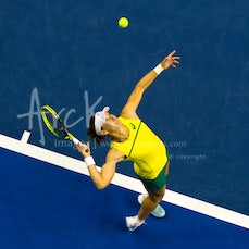 2018 Fed Cup World Group Play-Offs (AUS vs NED) Day 1 - Featuring Barty & Stosur