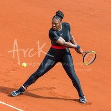 2018 French Open Day 3 - Featuring S. Williams, Sharapova, Shapovalov, Millman, Duckworth, Del Potro, Muguruza, De Minaur, Edmund, Wallace, Gavrilova,...