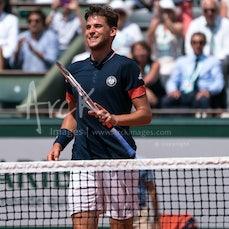2018 French Open Day 13 Semifinals - Featuring Nadal, Del Potro, Thiem, Cecchinato