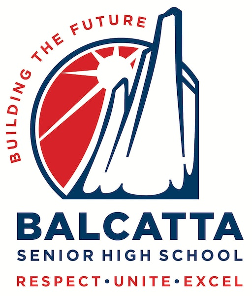 NEW SCHOOL LOGO - BALCATTA SHS