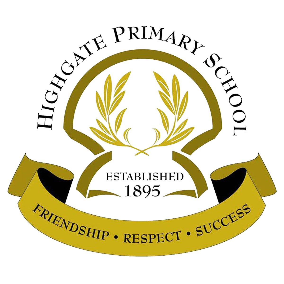 Highgate Logo Yellow