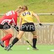 2014 Women's  Country Week Hockey ESP v CWHA