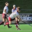 2014 Women's  Country Week Hockey Roe v Bun Div 1
