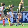 2014 Women's Country Week Hockey LGSHA v EAHA