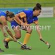 2014 Women's  Country Week Hockey Bun v EGHA