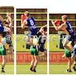 2017 Landmark Country Football Championships Spud's selection of Mark Of the Championships Collage