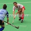 2013 Women's Country week Hockey Day Three.